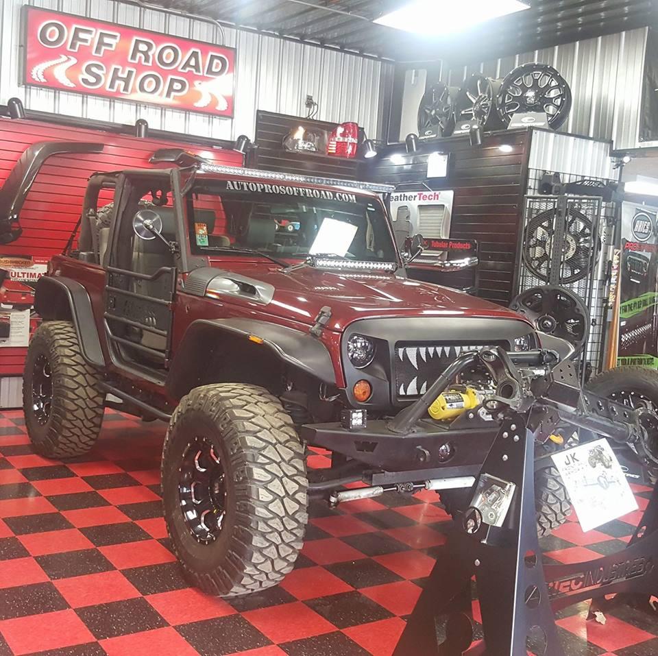 Trents jeep