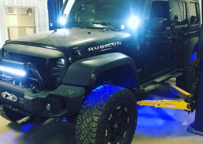 LED Jeep Rubicon
