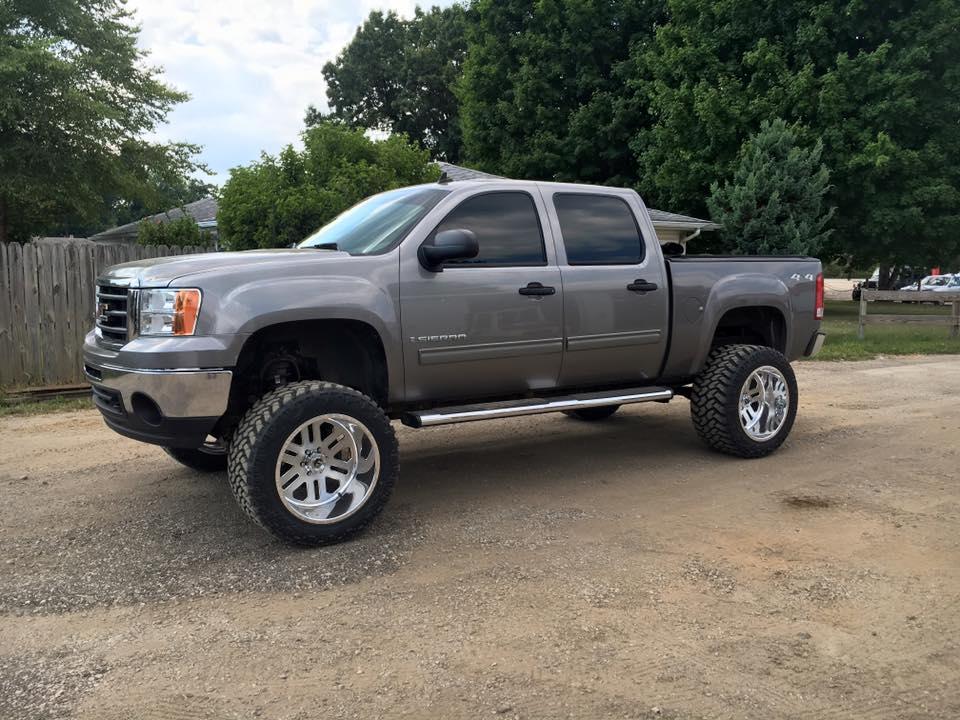 Sierra truck